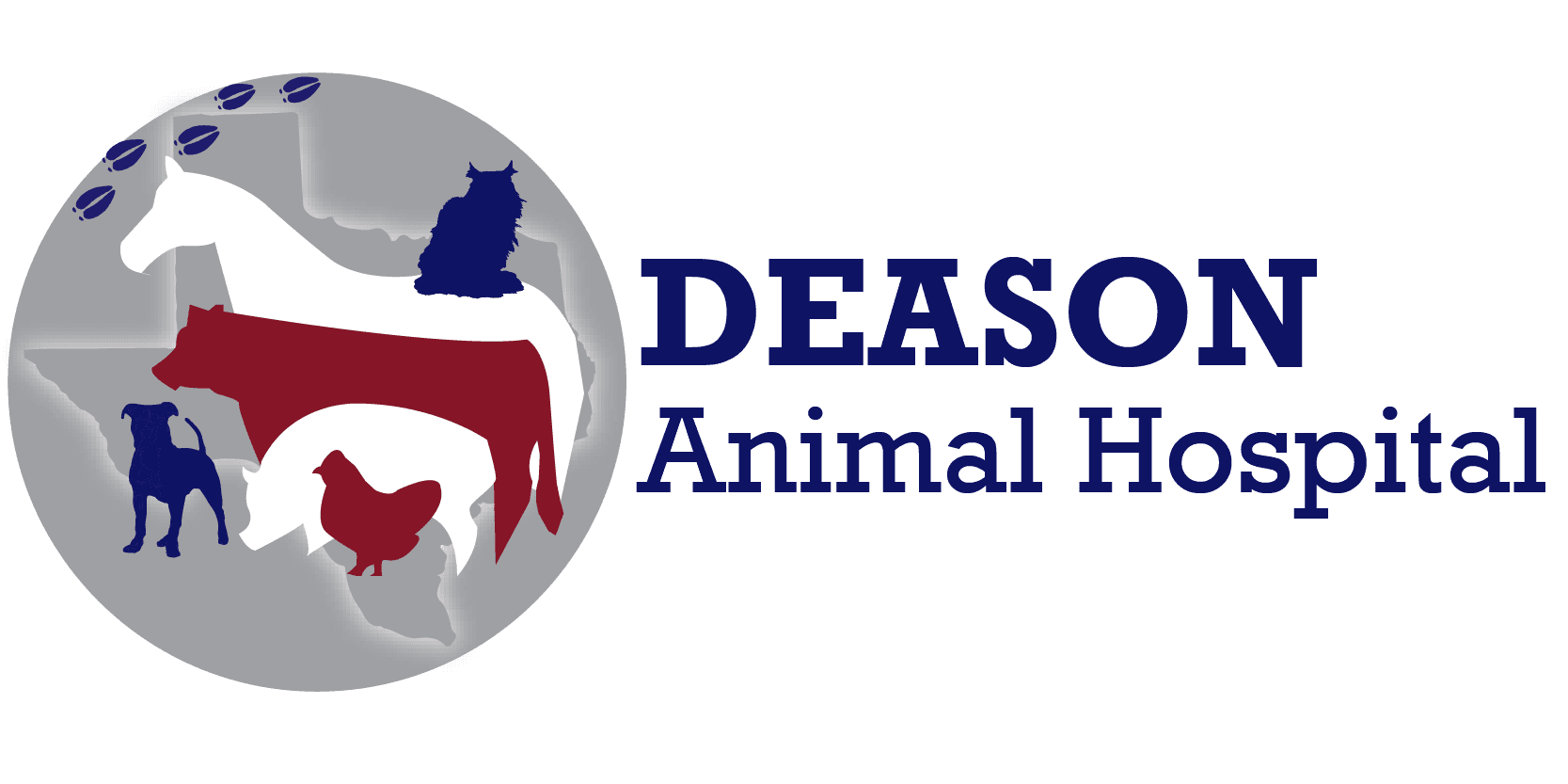 Deason Animal Hospital online forms