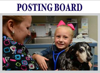 Posting board