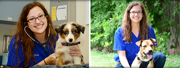 Carissa Sherman, DVM at Deason Animal Hospital
