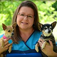 Brandy Barnett, Veterinary Technician