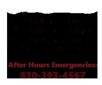 Deason Animal Hospital Hours