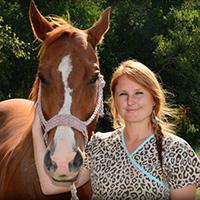 Jennalea Hill, LVT Head Veterinary Technician